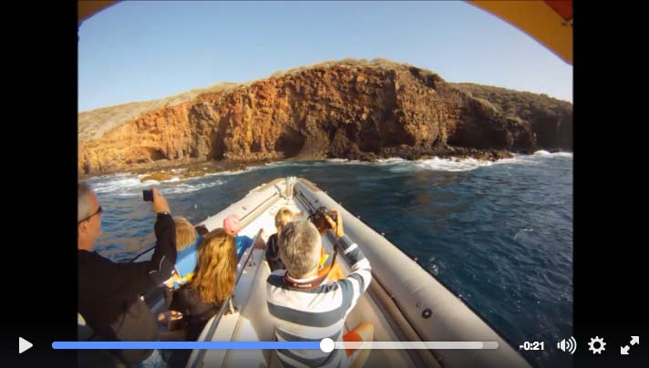 Great Video!!! Ever Wonder what it's like to Cross the Channel on a Super Raft?